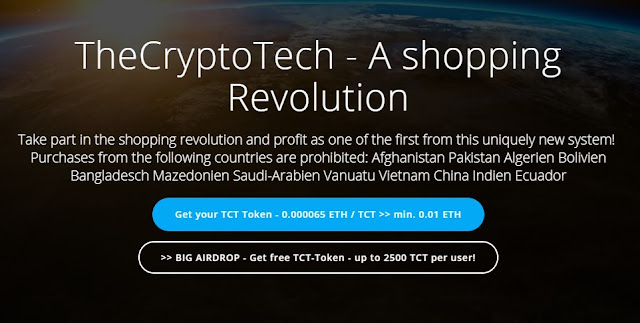 {filename}-Thecryptotech: Get Your Free Tct Token Up To 2500 Tct From Our Airdrop