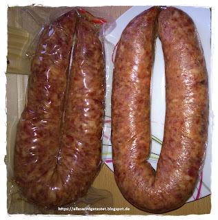 Knackwurst/ Mettwurst