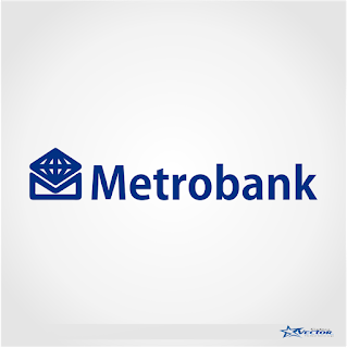 Metrobank Logo Vector cdr Download