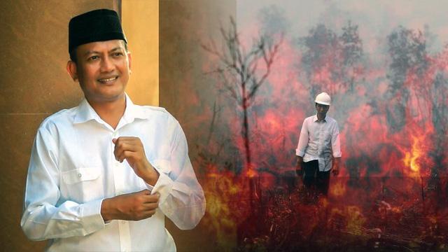 Jokowi Ajukan Kasasi, Eka Gumilar: Melawan Rakyat Sendiri dan Melindungi Cukong?