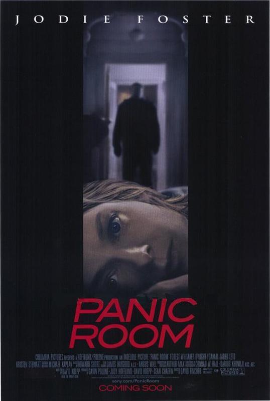 Panic Room 2002 x264 720p Esub BluRay Dual Audio English Hindi GOPI SAHI
