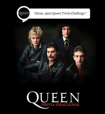 Queen Trivia Challenge