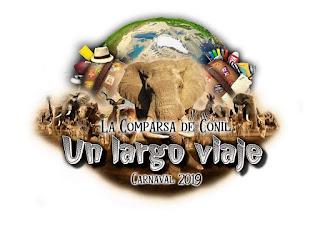 Un Largo Viaje (Comparsa). COAC 2019
