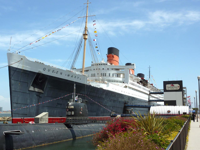 The Queen Mary of Long Beach