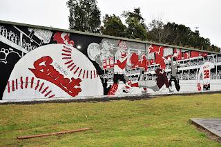 Concord West Street Art by Danny Sixx