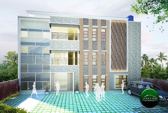 Tanah jalan Palagan Km 8 dekat Hotel Hyatt