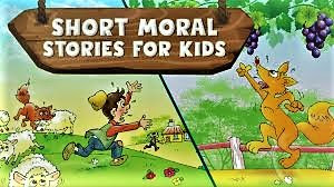 BEST SHORT MORAL STORIES FOR KIDS IN ENGLISH(2020)