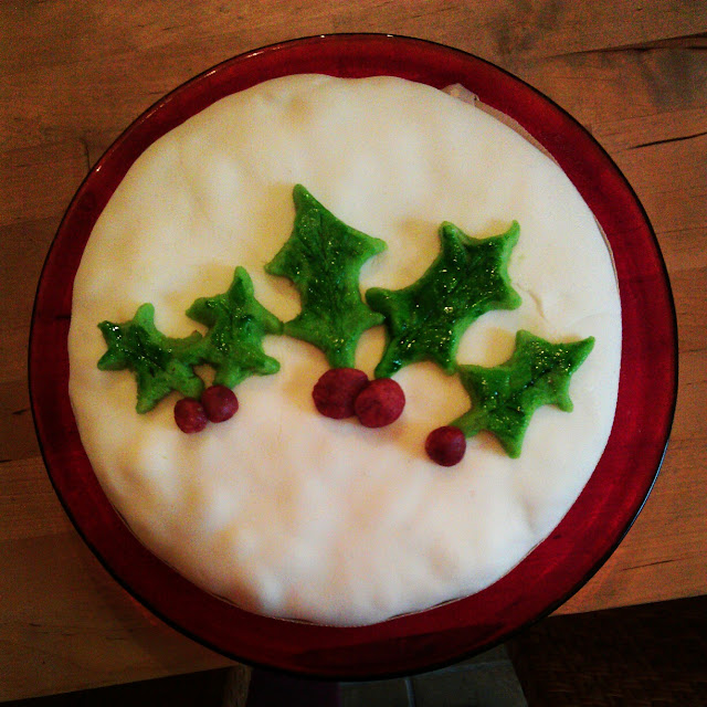 gingeybites mary berry christmas cake
