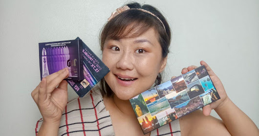Wendy Pua | Malaysia Chinese Lifestyle Blogger: Urban Decay Born to Run Eyeshadow Palette
