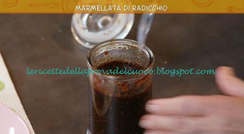 Marmellata di radicchio ricetta Anna Moroni da Ricette all'Italiana