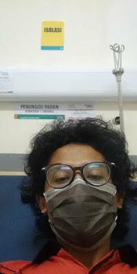 Pasien dalam pemantauan corona