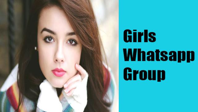 Girls Whatsapp Group, Girls Whatsapp Group Link