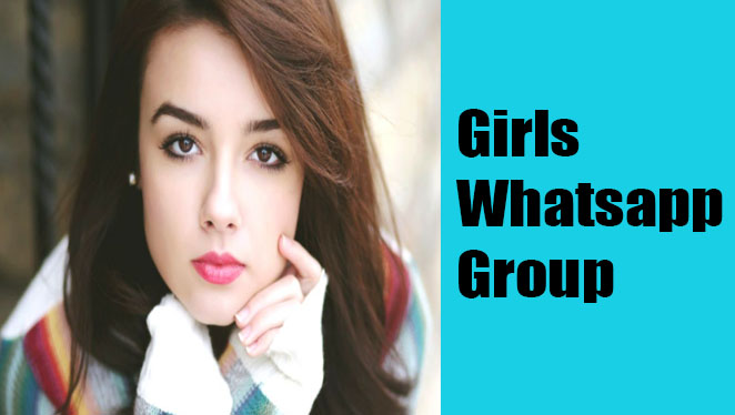 Girls Whatsapp Group | 2020 Active Girls Whatsapp Group Links [Join, Share, Submit Your Group]
