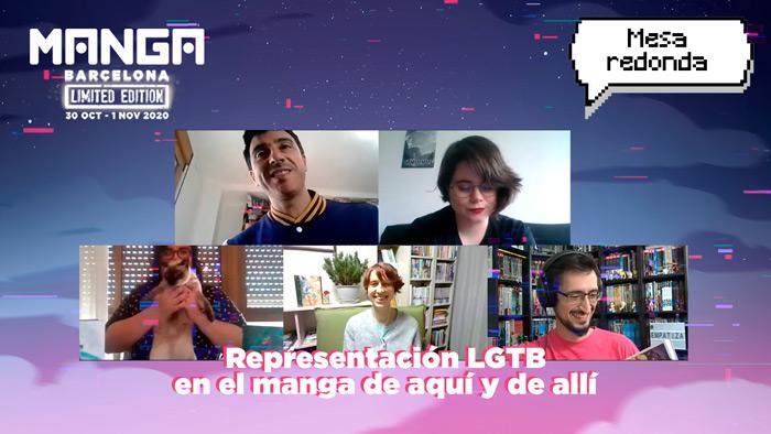 Manga Barcelona Limited Edition - Representación LGBT+ en el manga de aquí y de allí
