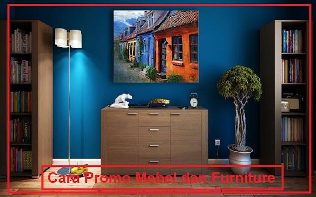 promosi mebel dan furniture