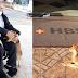 Cão passa 24 horas na porta de hospital à espera do dono no nordeste do RS