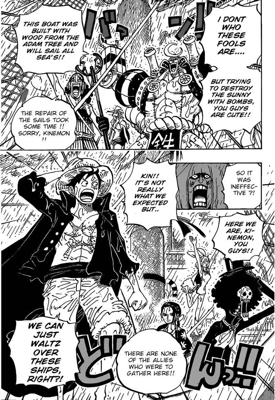 One Piece Manga Chapter 975 - Image 003