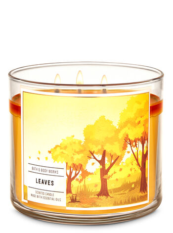 Bath and Body Works Leaves