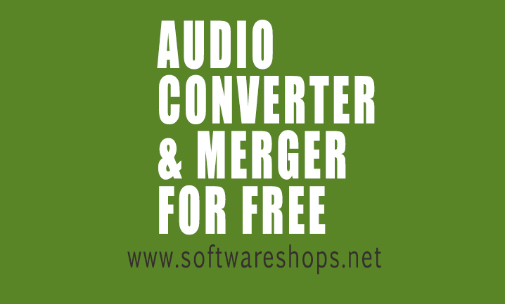 audio converter and merger for free