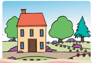 contoh rumah dan tanaman yang rapih www.jokowidodo-marufamin.com