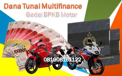 Gadai BPKB Motor, Gadai BPKB Motor Online