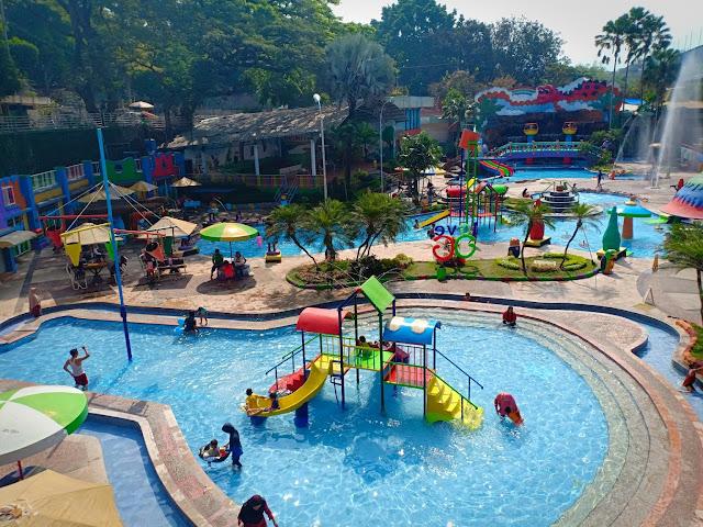 waterpark terbaru malang, harga tiket waterpark malang, Sengkaling waterpark