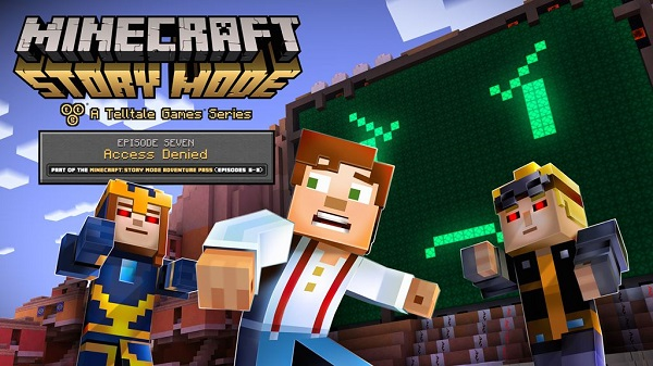 Minecraft: Story Mode Episode 7 - 'Access Denied' arrives next week on Android, iOS, macOS, PC, PS 3/4 and Xbox 360/One