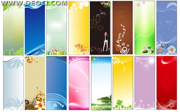 Calendar Design Cdr File Free Download : Banners background cdr file free download design corel