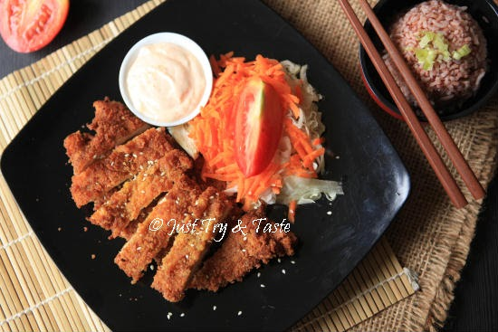 Resep Crispy Chicken Katsu JTT