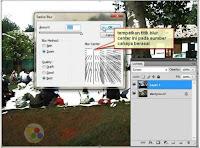 Cara Membuat Efek Cahaya Dengan Photoshop