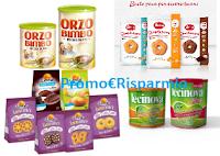 Logo Buoni sconto Doria, Lecinova, OrzoBimbo e Dolce Cereal da stampare