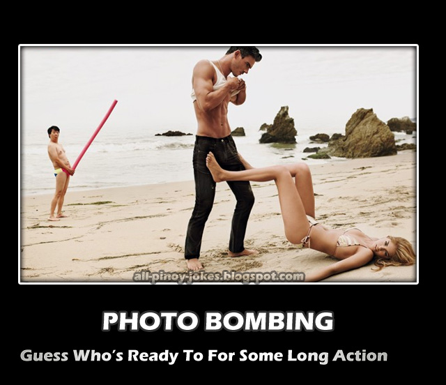 Photo Bombing Funny Clips  Funny Pinoy Jokes Atbp-1898