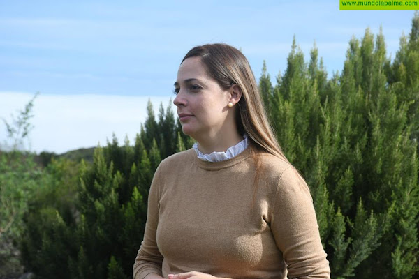 Medio Ambiente completa la señalización de las pistas forestales de La Palma