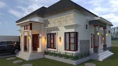 FOTO : Desain Rumah Minimalis Modern 2021