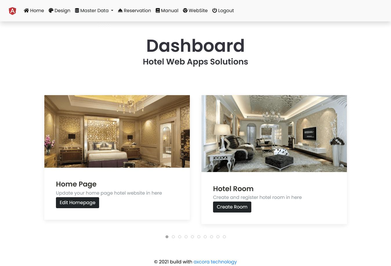 aplikasi website hotel reservasi online