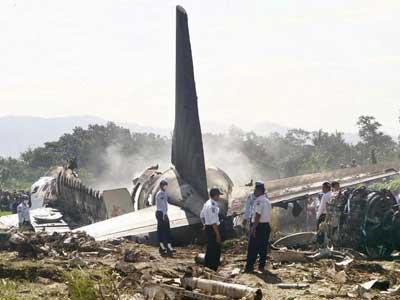 5 Kecelakaan Pesawat Terbang Paling Parah di Indonesia