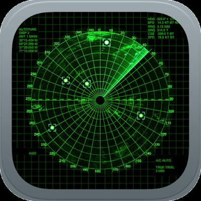 Mengoperasikan Radar ( Radio Detection And Ranging) Untuk Bernavigasi di Laut