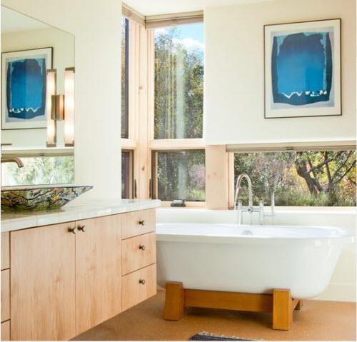 Tủ bếp Laminate có gì khác so với tủ bếp gỗ tự nhiên