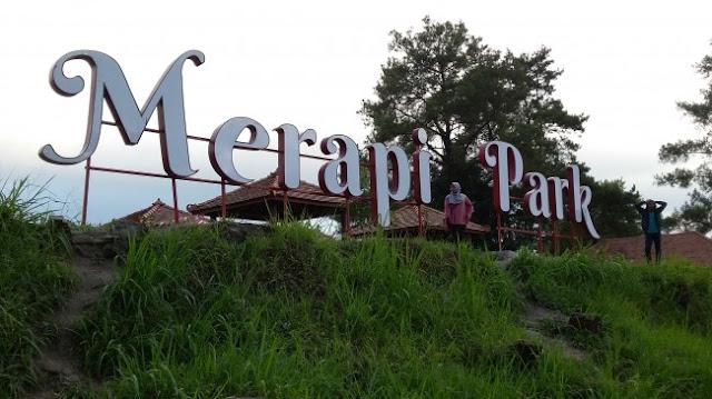 wisata Merapi Park Yogyakarta