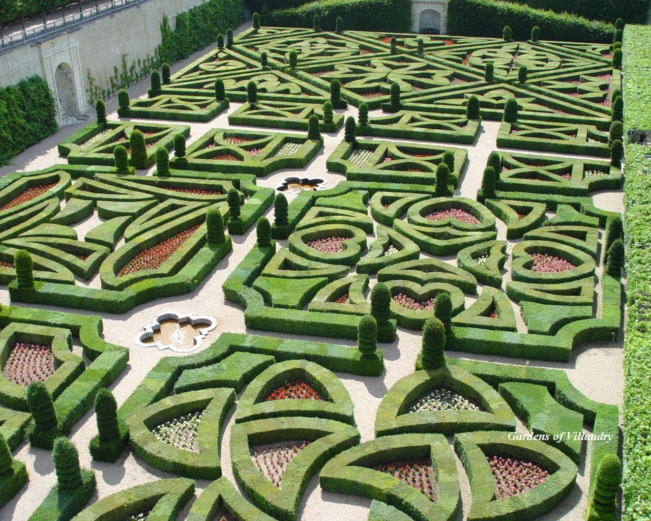 Histoire des jardins jardins la fran aise et jardins for Jardin 0 l4anglaise