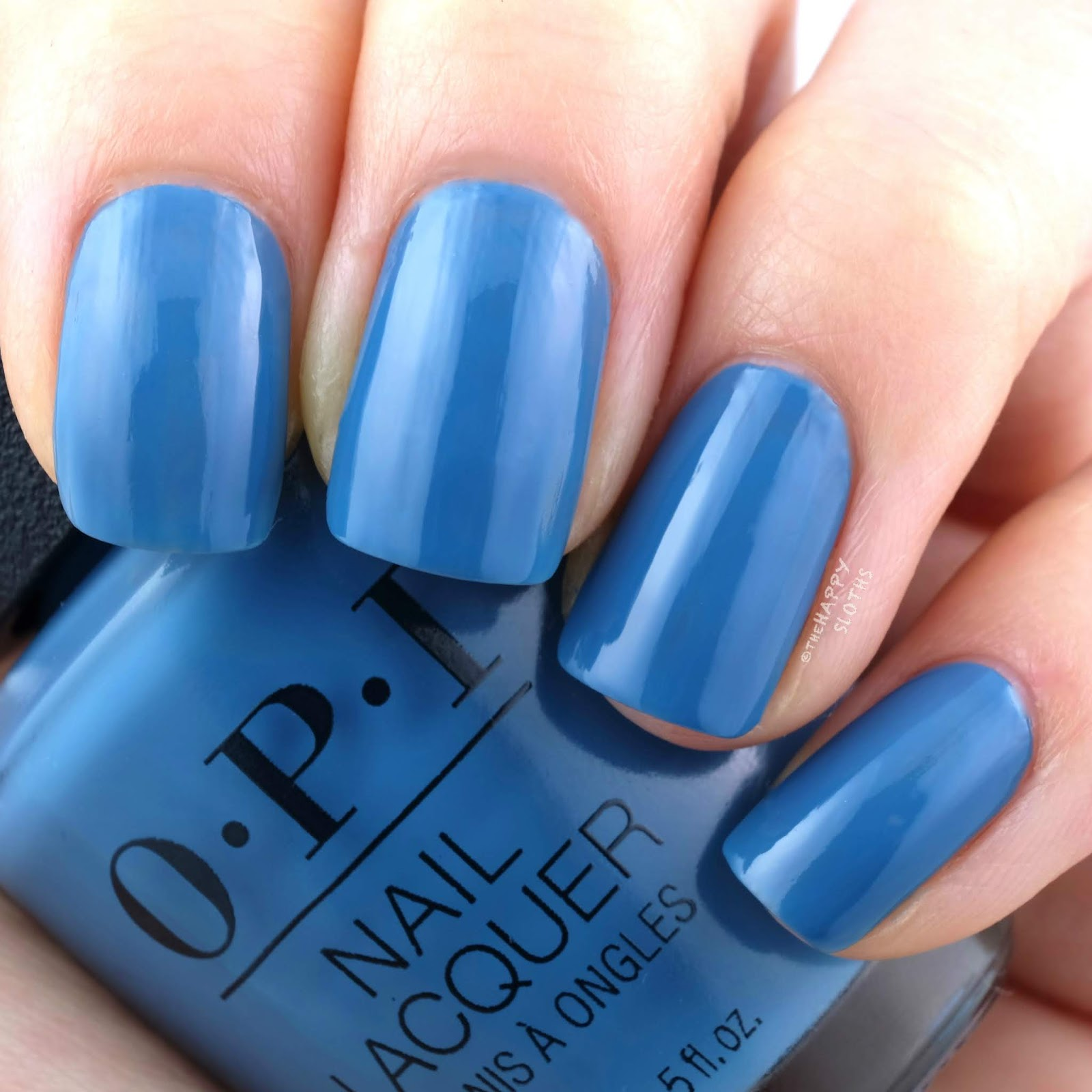 OPI | Fall 2019 Scotland Collection | OPI Grabs the Unicorn by the Horn: Review and Swatches