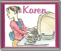 Blog badge | Graphic designed by and property of www.BakingInATornado.com | #MyGraphics
