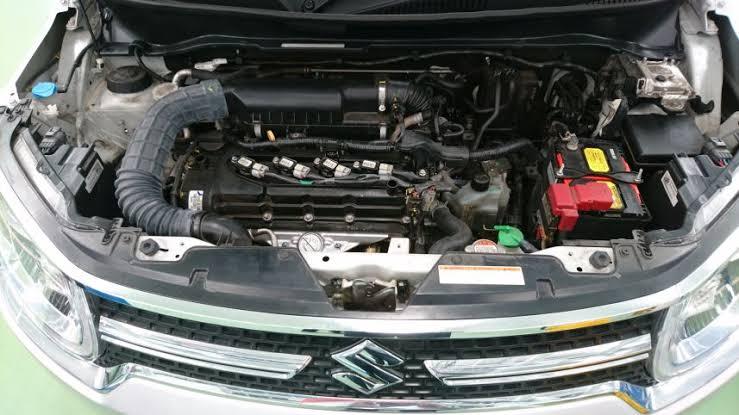 Mesin Mobil Suzuki Ignis Bertenaga kuat