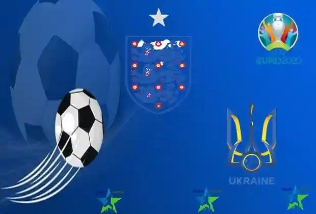 مباريات اليورو 2020,منتخب انجلترا,منتخب اوكرانيا