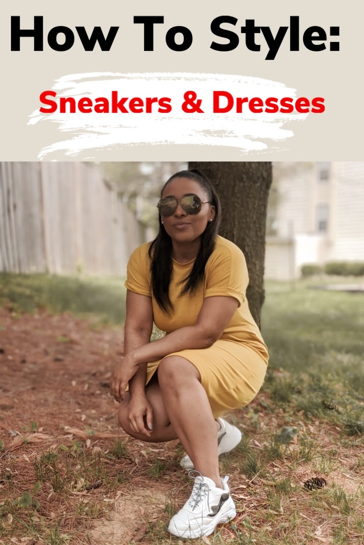 How To Wear Dresses With Sneakers | 5 Stylish Ways to Style Dresses and Sneakers