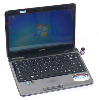 Laptop Toshiba Satellite L745D Second Di Malang