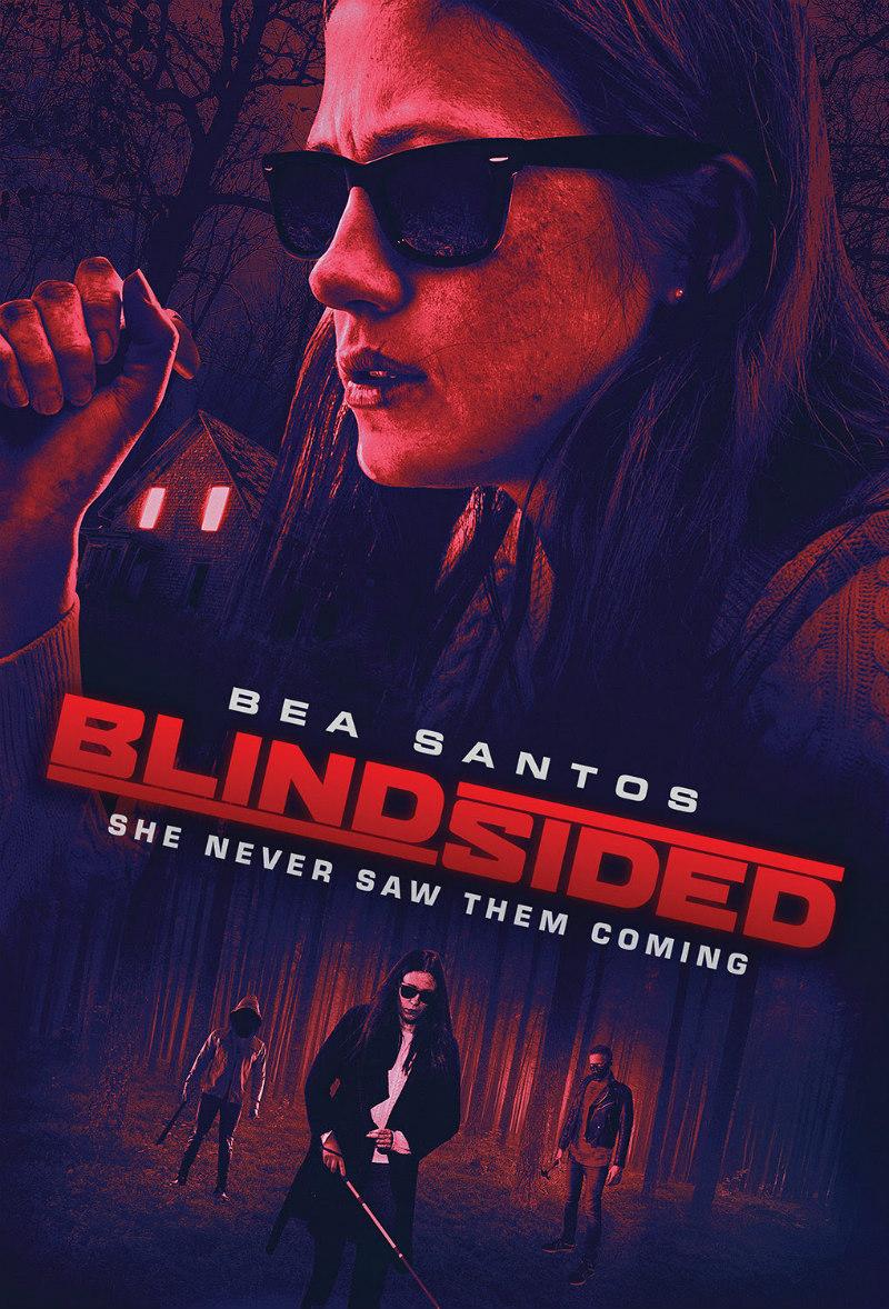 blindsided poster