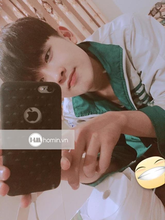 hot face Trần Hoàng 16