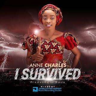 "Anne Charles Unveils Debut Studio Album Artwork ""I Survived"""