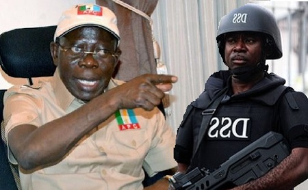 adams oshiomhole and dss